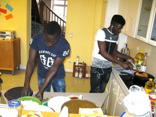 das grosse Kochen