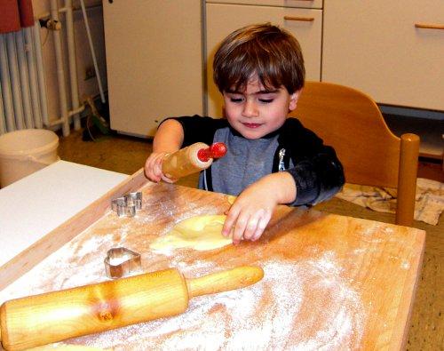 kleiner Bäckermeister